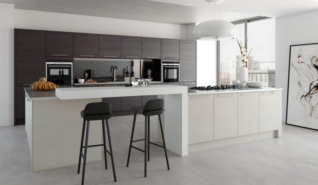 TAVOLA - Black & Light Grey