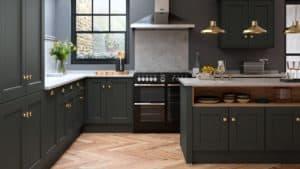Allestree, classic kitchen