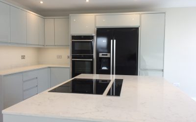 Supplied and Installed by Panelven Kitchens