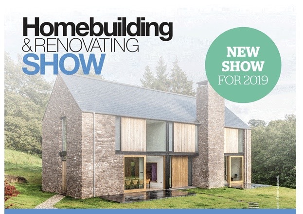 Homebuilding & Renovating Show – Farnborough – Jan 2019