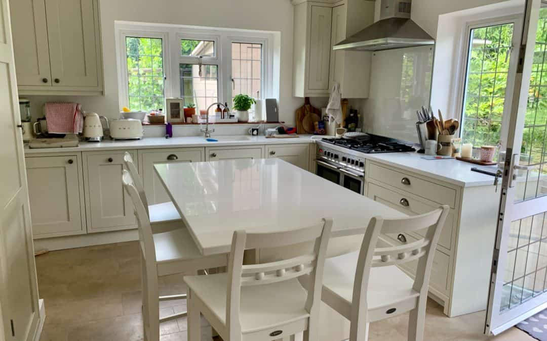 Henley – Island Design and Install